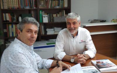 STH COMAP, INFORMA: FIRMA CONVENIO COLABORACIÖN CON AEFICO (Córdoba)